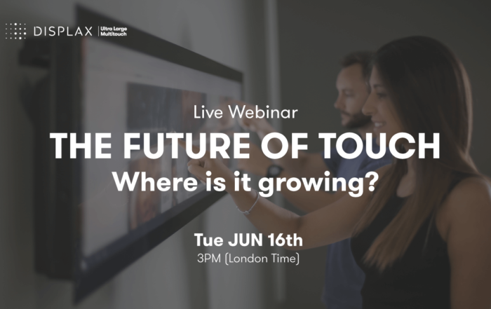 Webinar | The Future of Touch