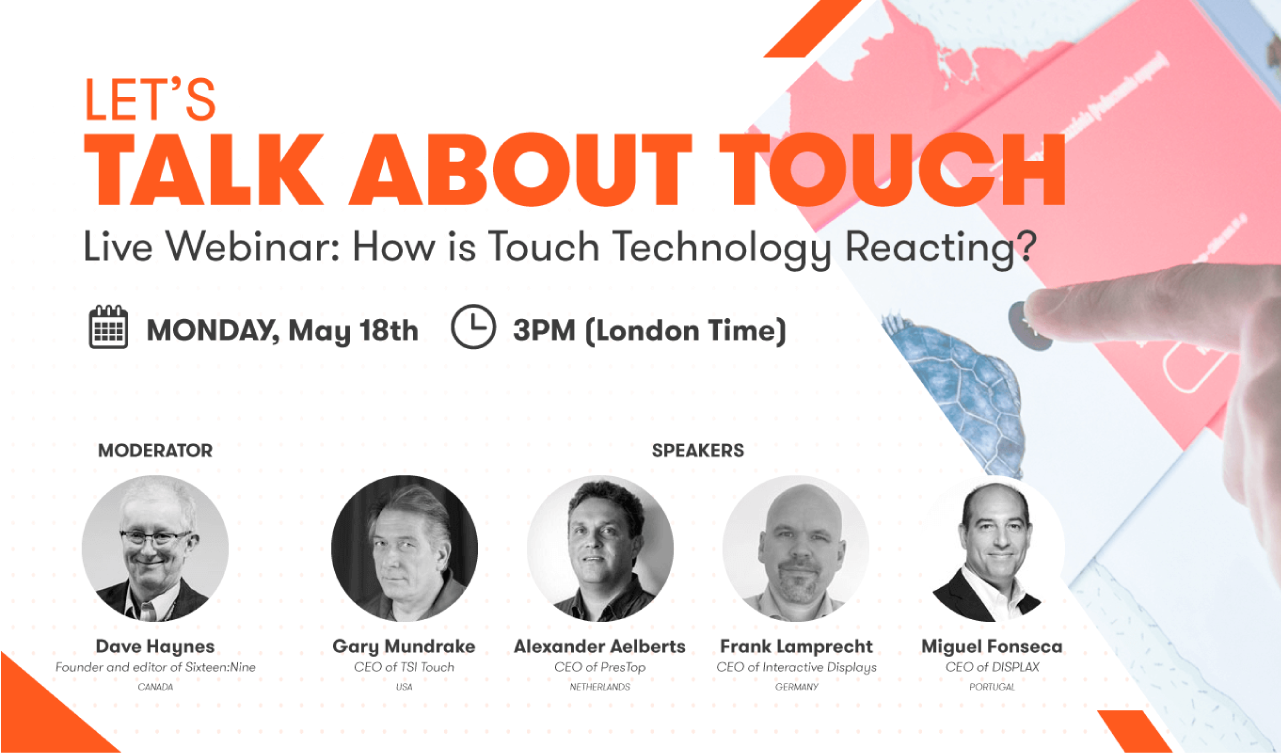 Webinar | Let's Talk About Touch