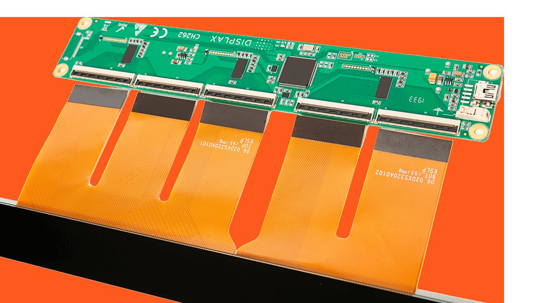 DISPLAX SENSE Touch Controller